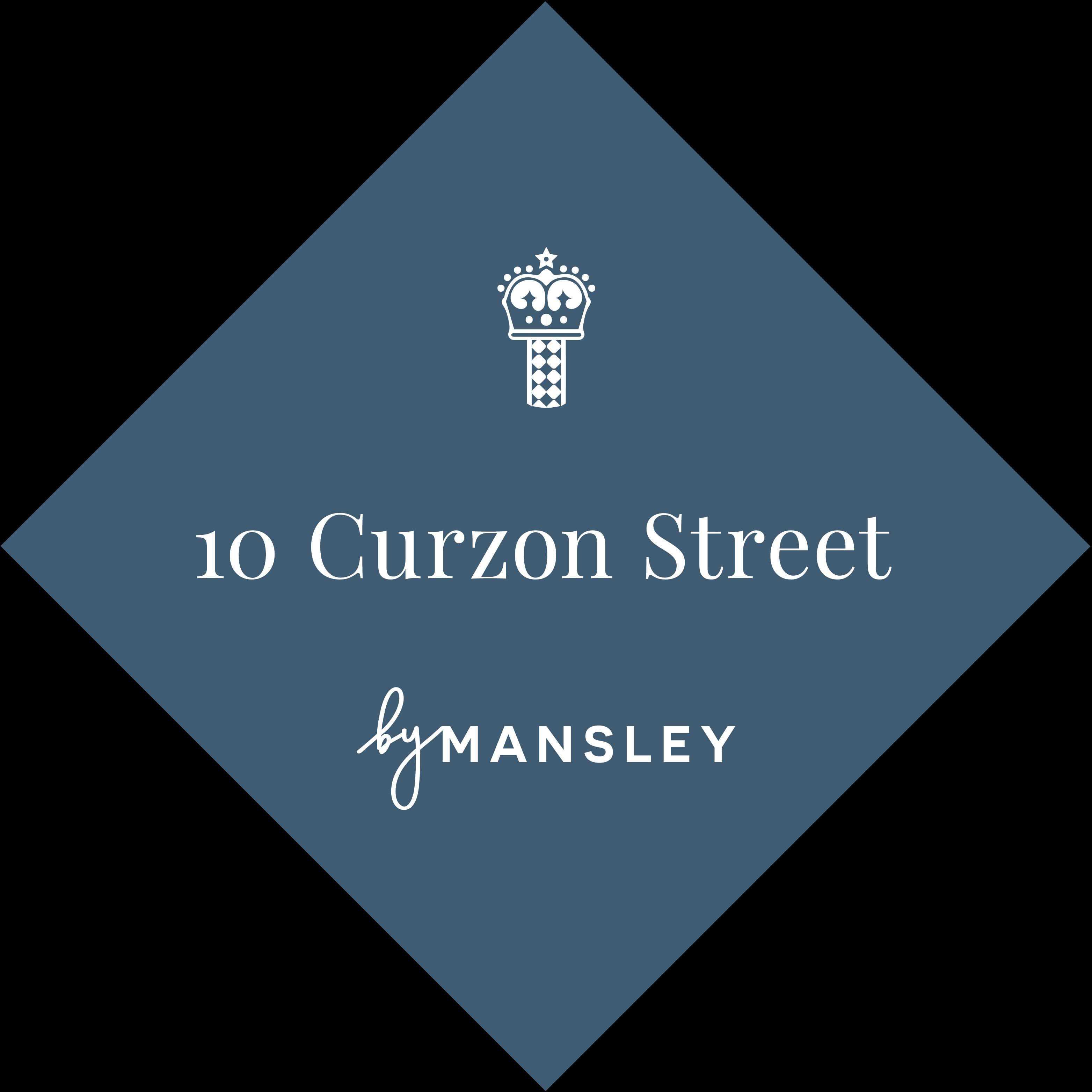 10 curzon street diamond icon