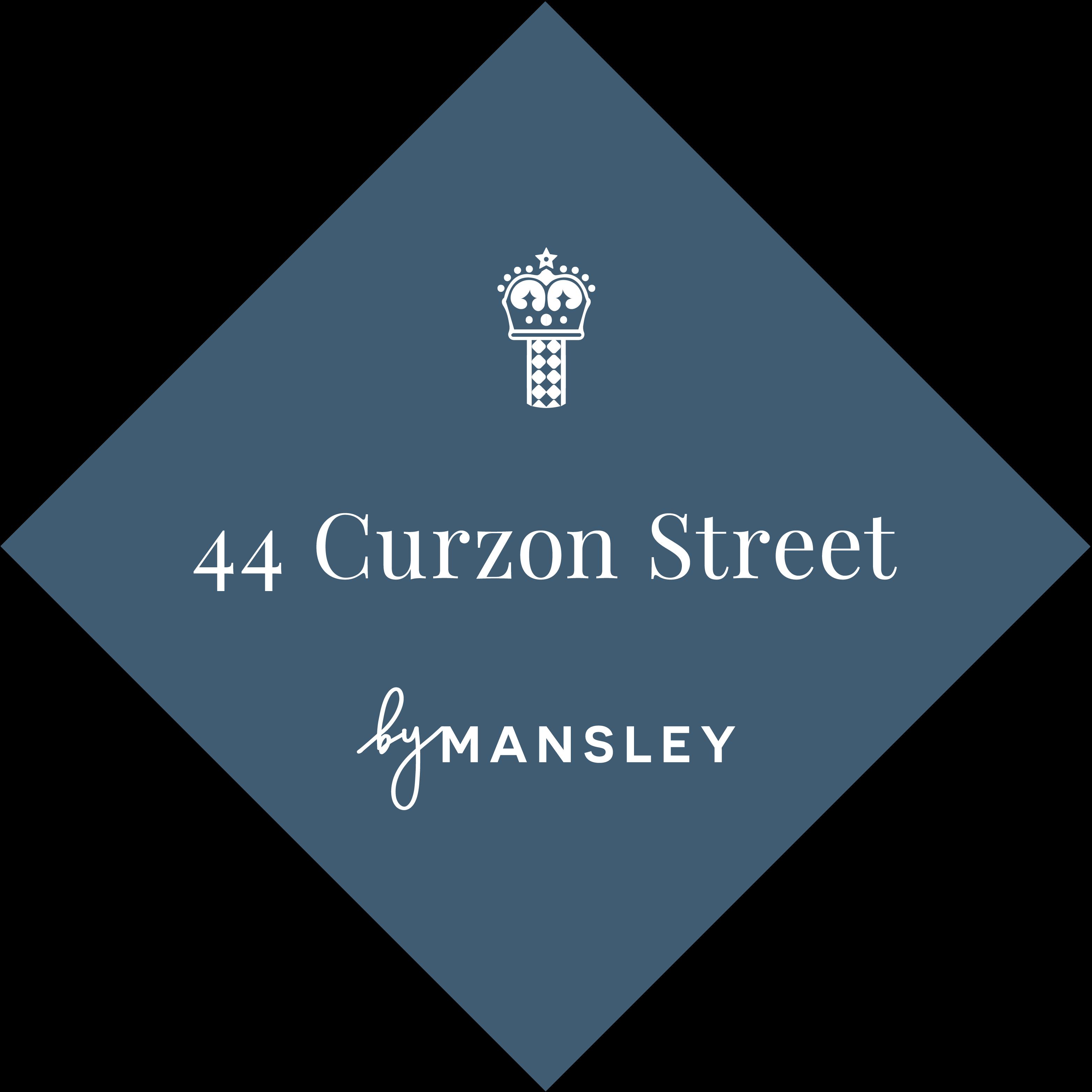 44 curzon street diamond icon