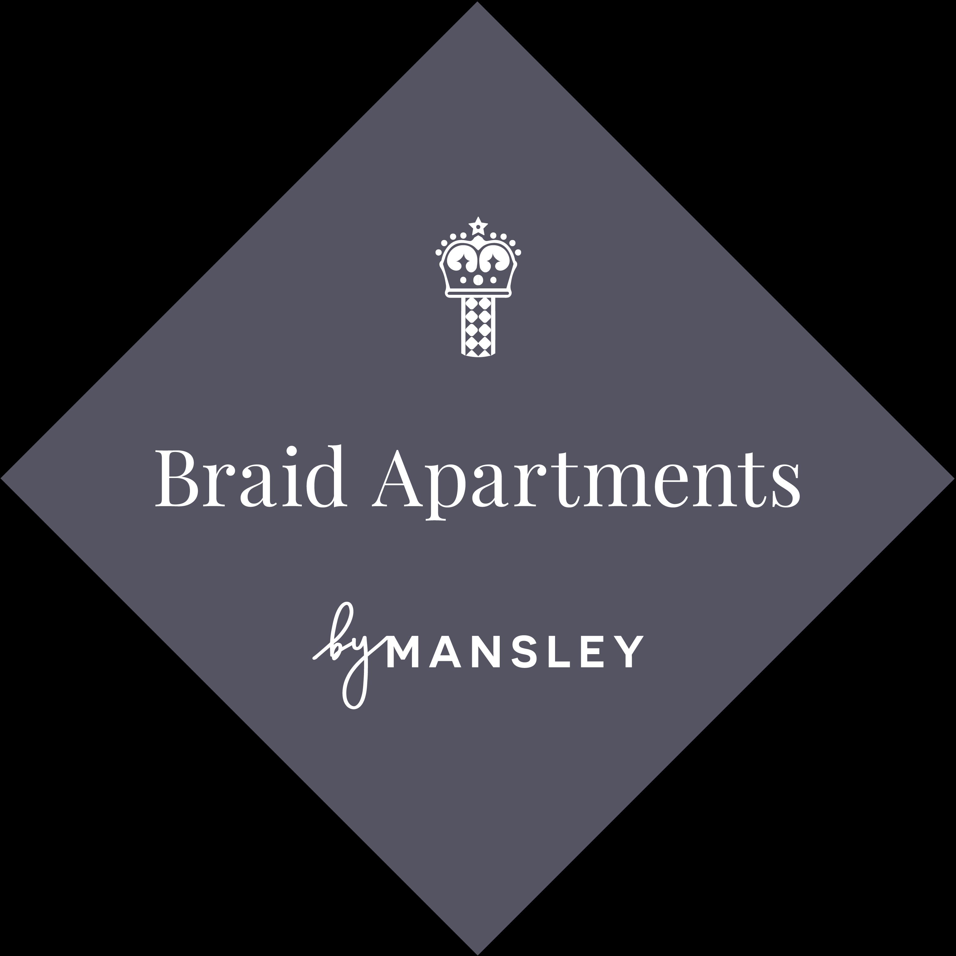 braid apartments diamond icon