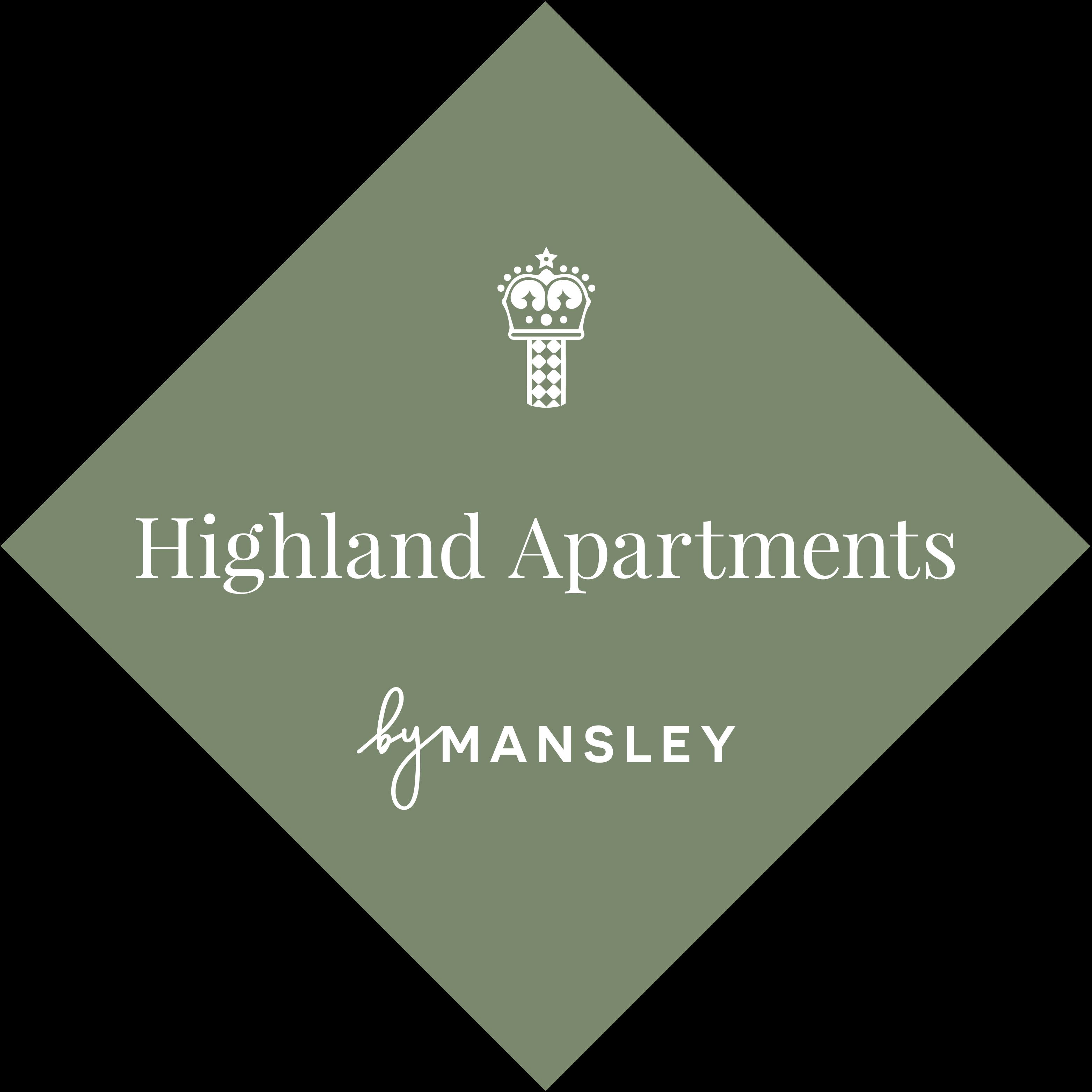 highland apartments diamond icon
