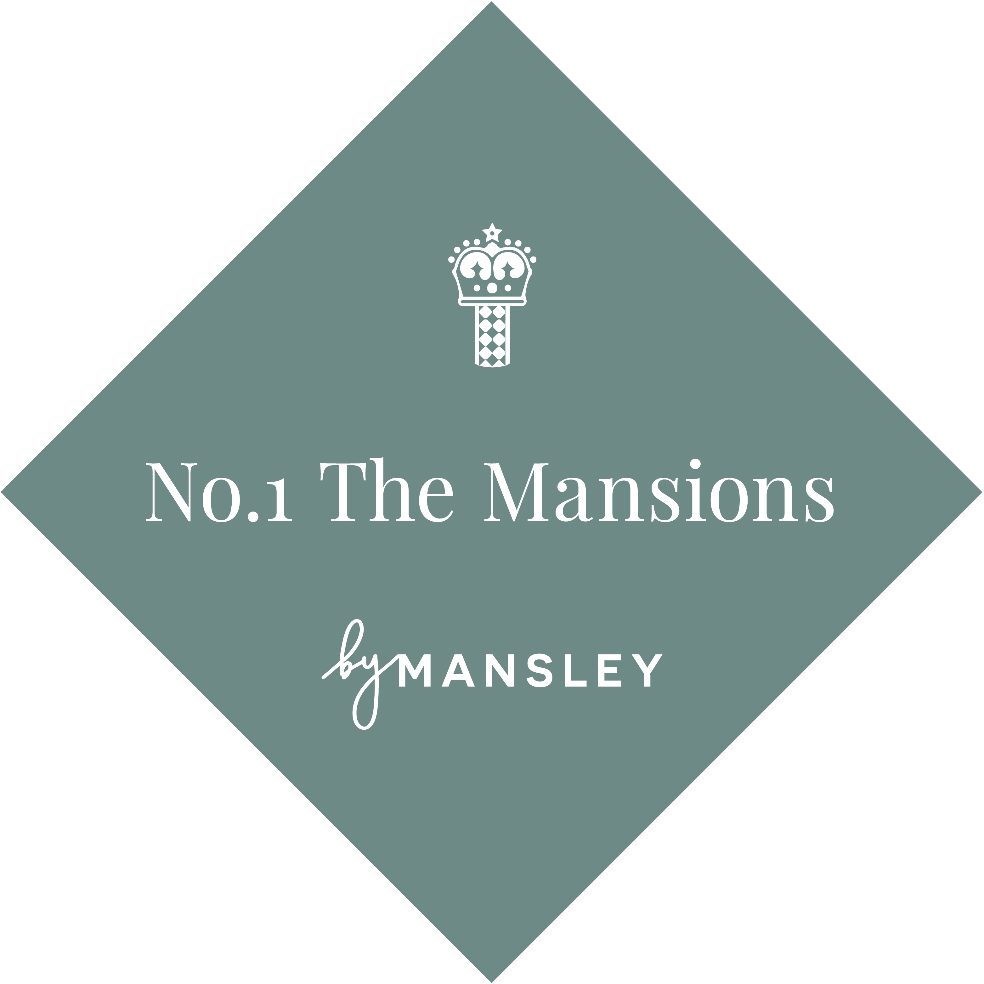 no.1 the mansions diamond icon