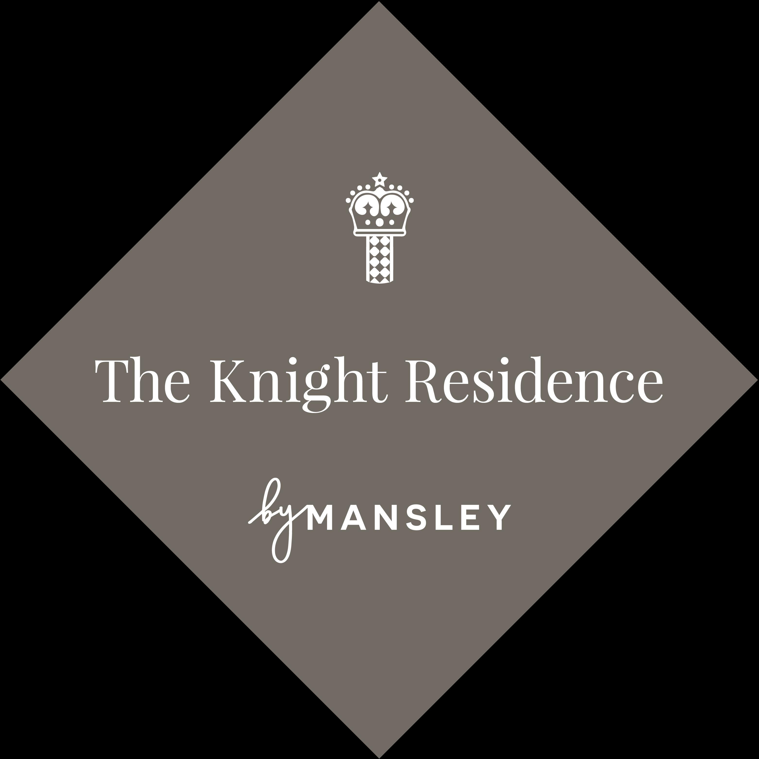 the knight residence diamond icon